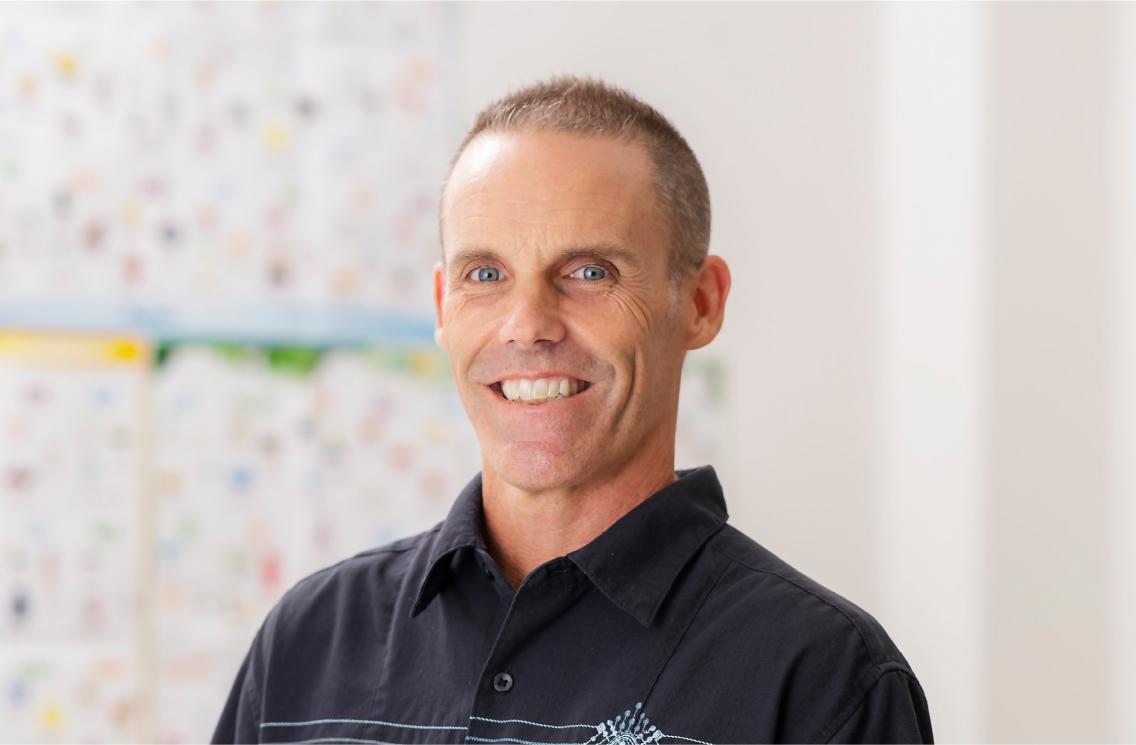 Scott Coulter, Instructor